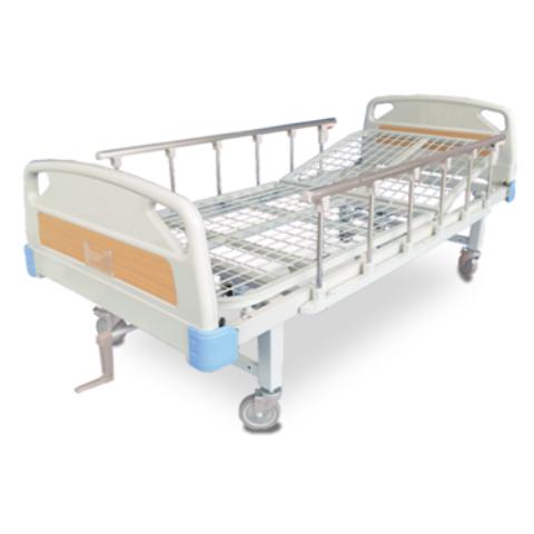 Giường bệnh nhân sơn tỉnh điện 1 tay quay
