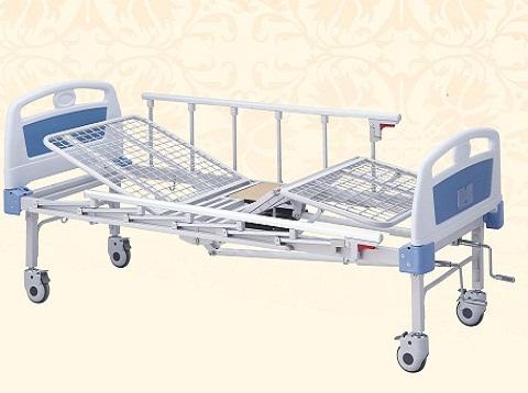 Giường cao cấp KY207s-32 (có bô vệ sinh)
