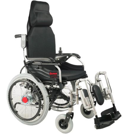 Xe lăn điện tự động ngả nằm Ctcare 303